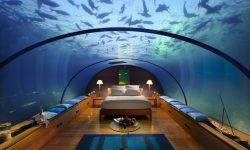 В Дубае построят подводный отель