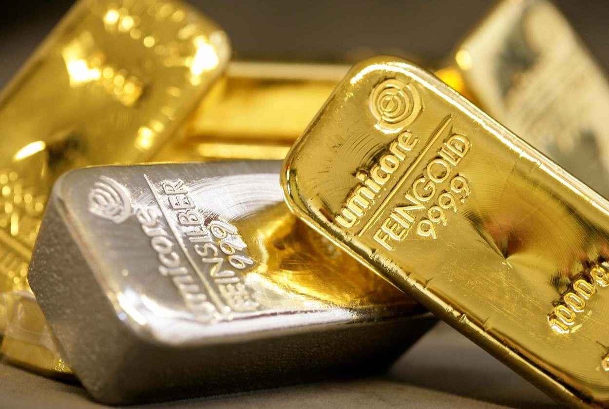 Топ арабских банков резервы золота
