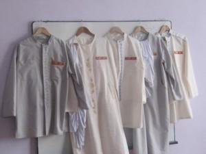 Кыргызстан. Спецодежда для хаджа