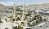 Новая мечеть в Мекке сможет вместить около 50 тыс. человек