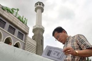 Мусульмане Кореи, мечети, халяль