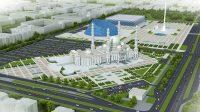 В Астане построят 4 новые мечети