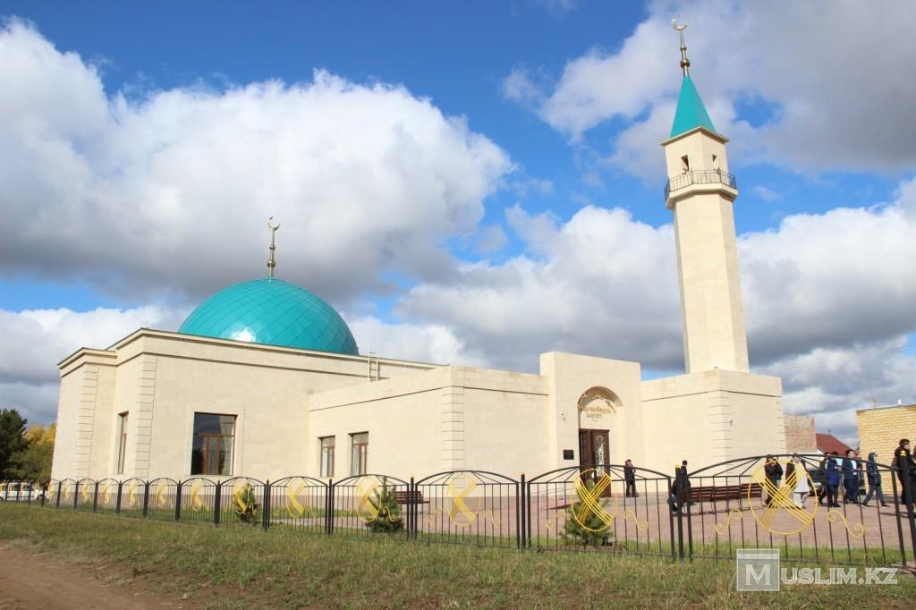 7ая мечеть в Павлодаре Омар Аль Фарук