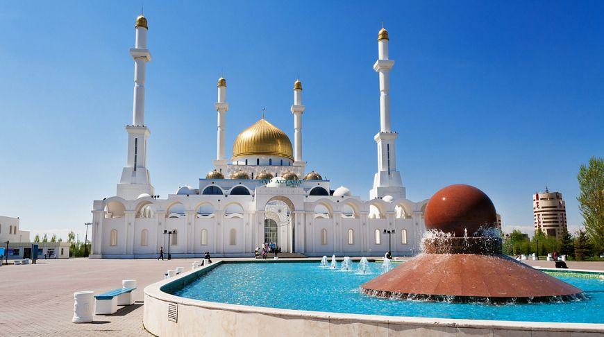 Мечеть Нұр Астана - Nur Astana Mosque