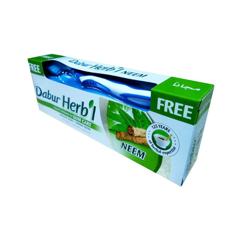 Зубная паста Дабур Ним Dabur herbal neem фото
