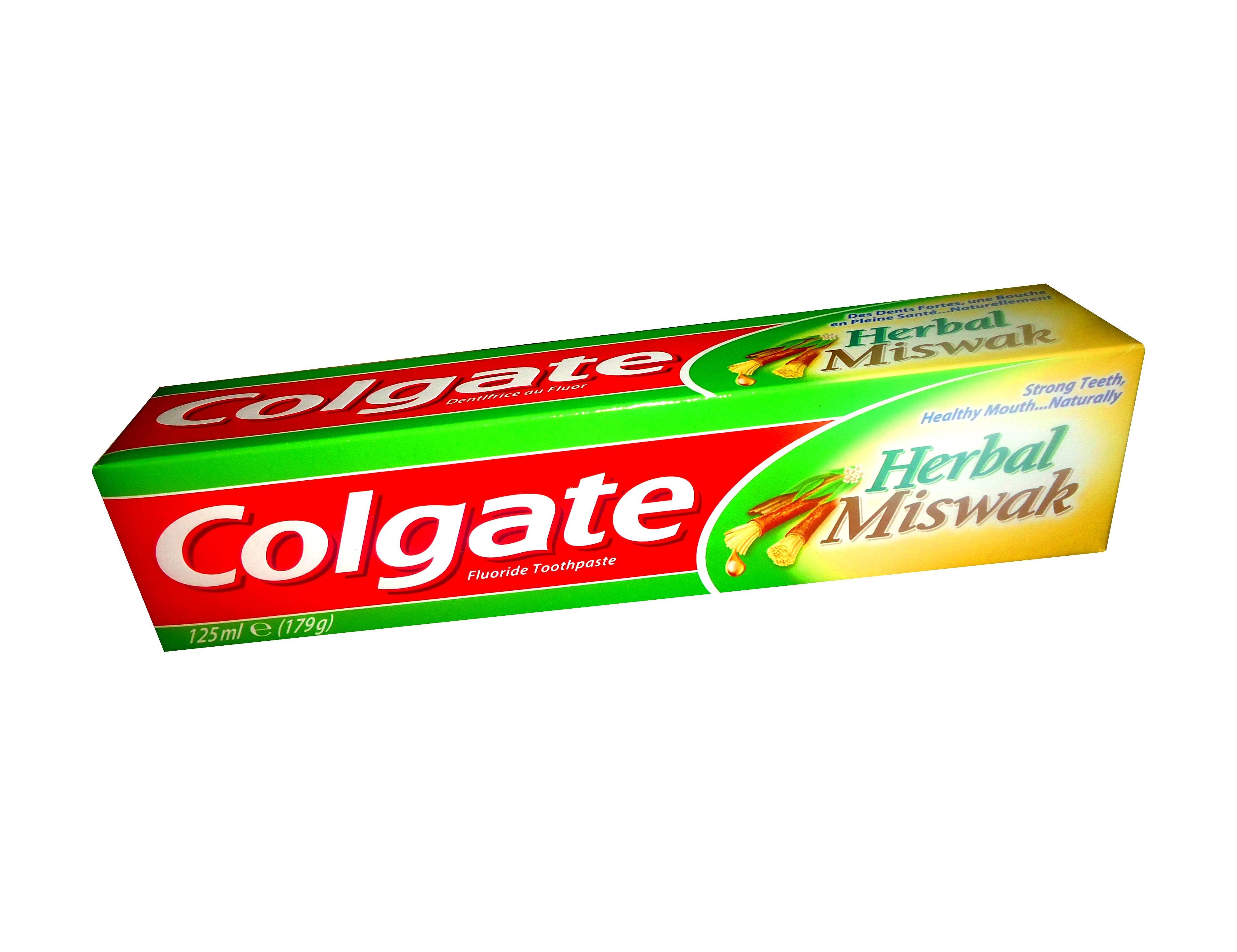 Зубная паста Colgate с экстрактом мишвака 179 г