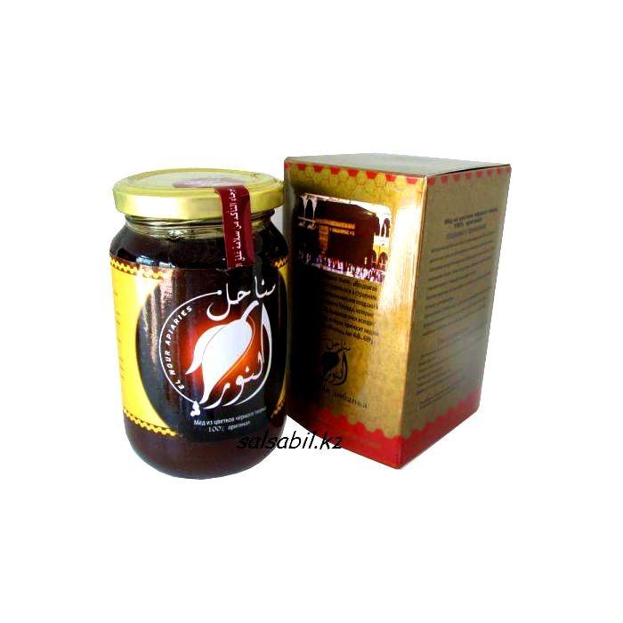 Мед из цветков черного тмина