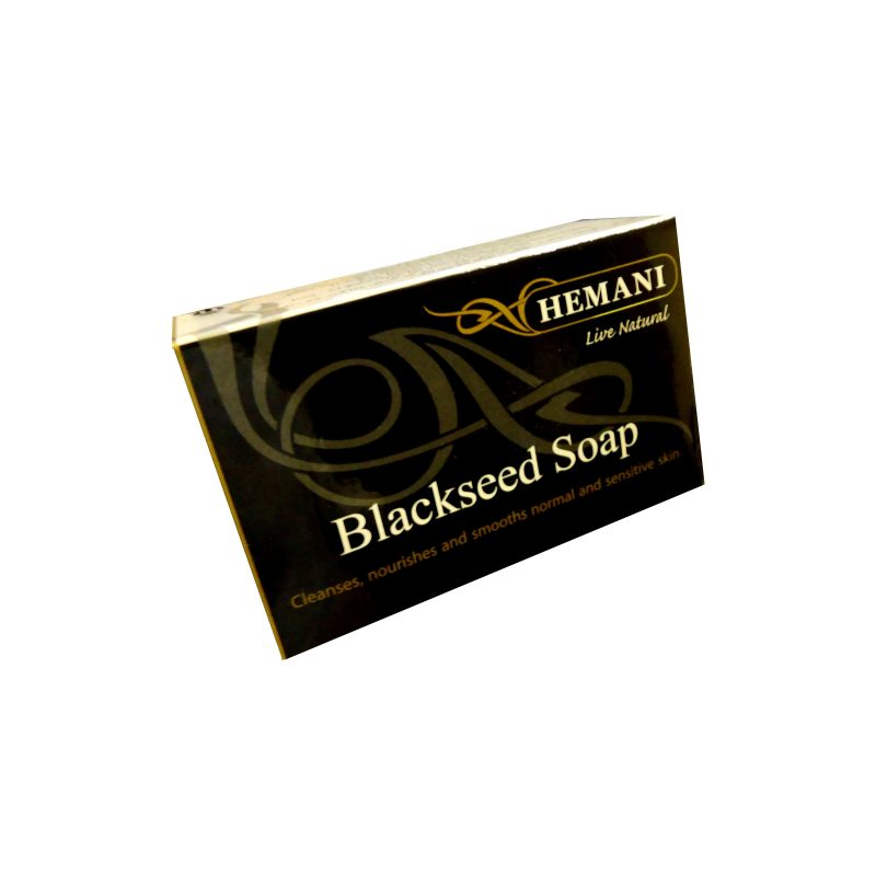 мыло с черным тмином хемани