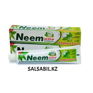 Зубная паста Neem ФОТО