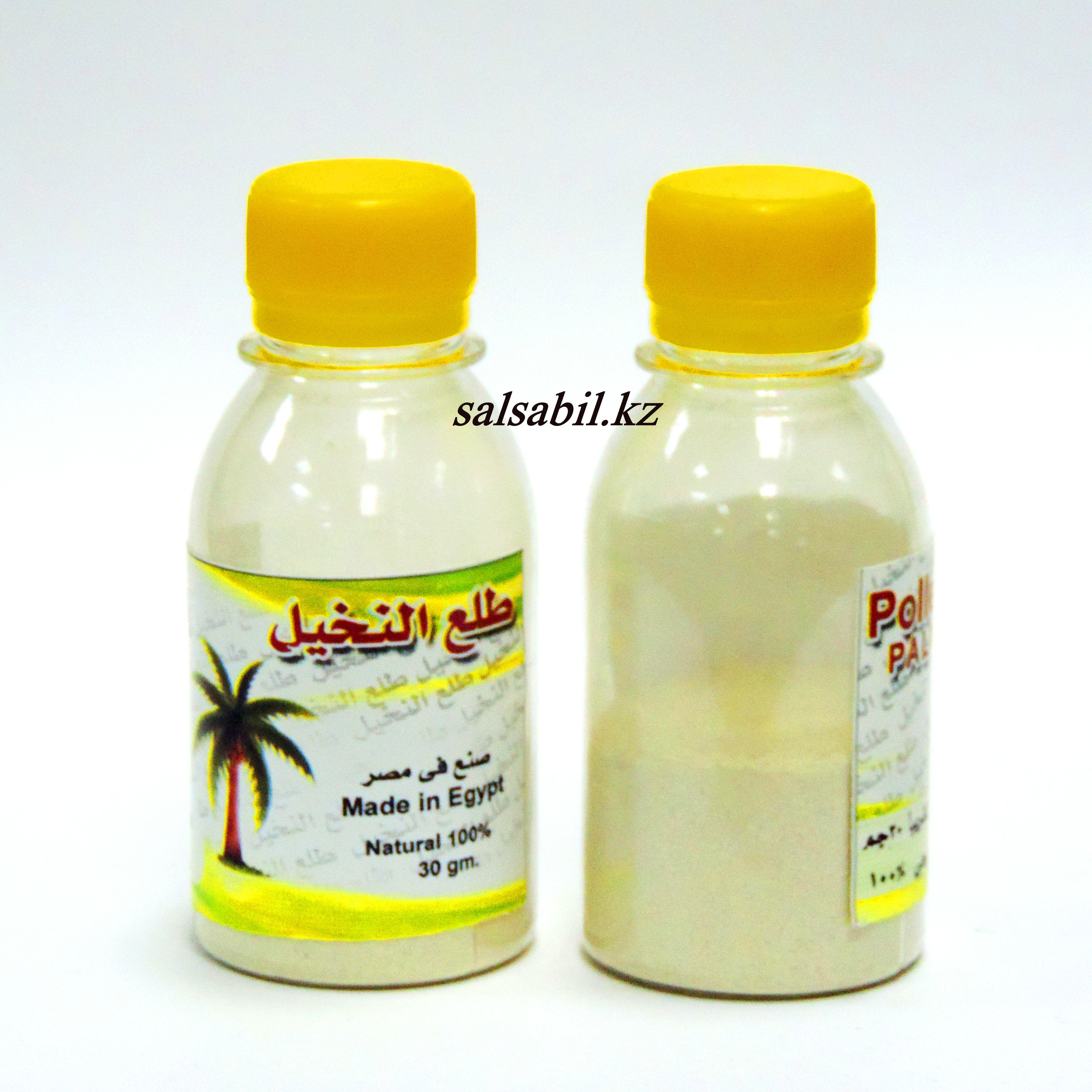 Пальмовая пыльца фото