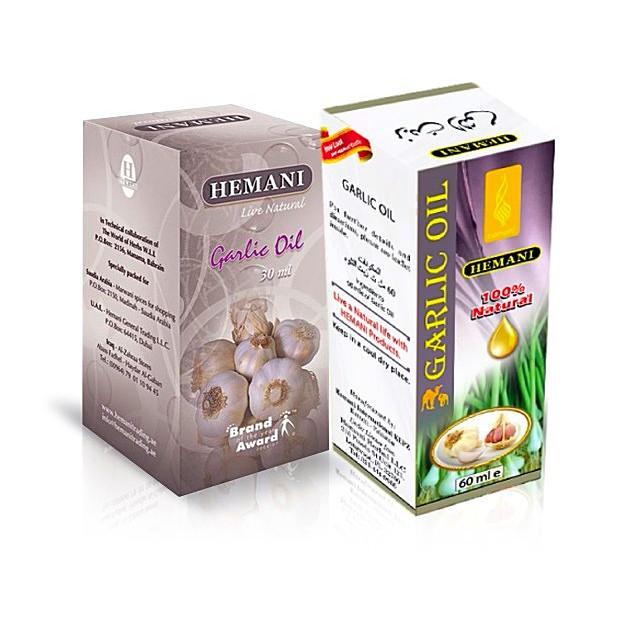 лечебное масло лука Hemani