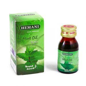 масло мяты Hemani