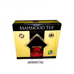 Чай Махмуд черный пакетированный 100 пакетиков