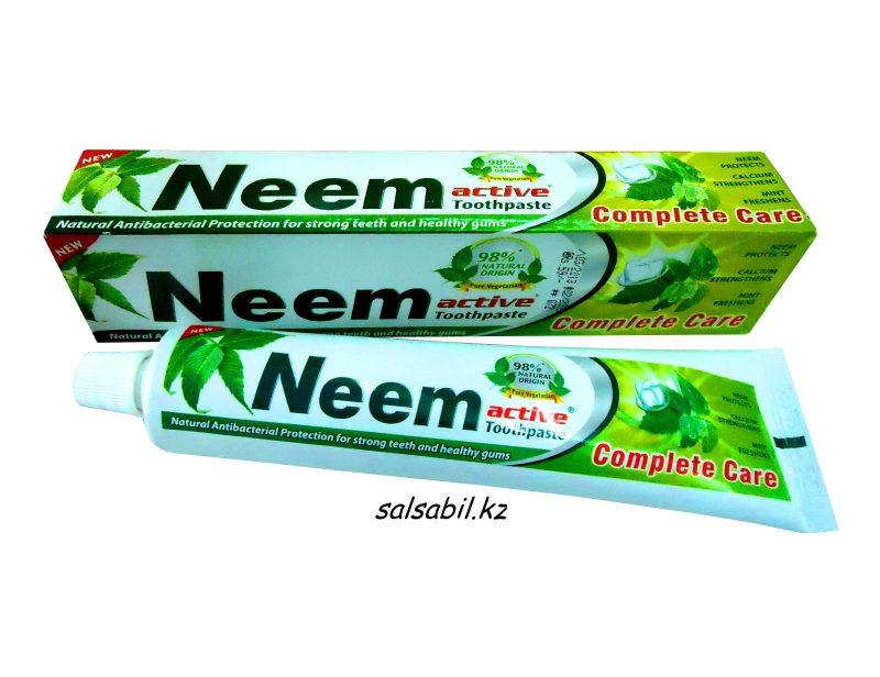 Зубная паста Ниим комплексный уход 200 мл