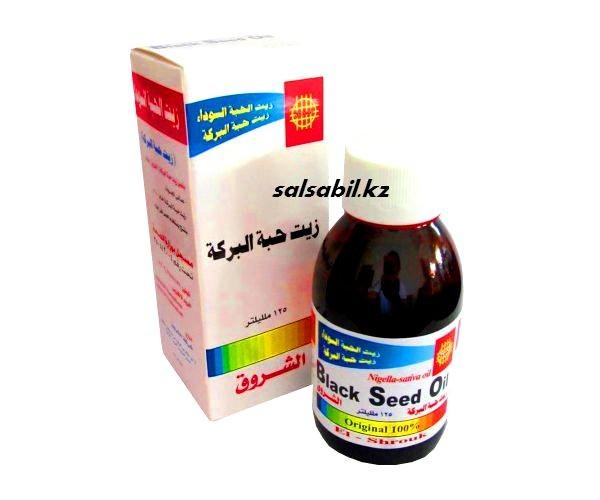 Масло черного тмина Аль Шурук фото