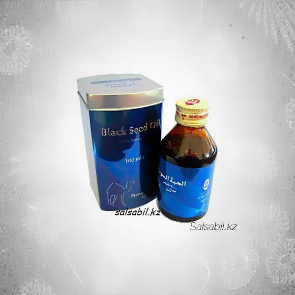 масло черного тмина хемани