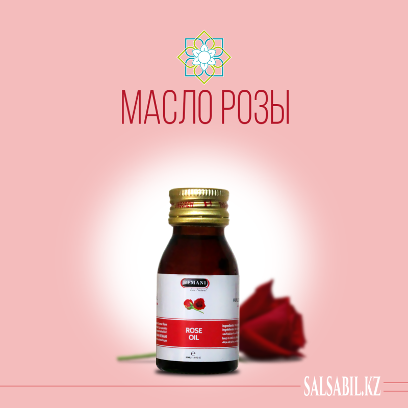 hemani rose oil фото