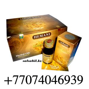 Натуральное масло Льна Hemani 30 мл