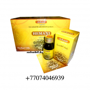 Касторовое масло Hemani фото