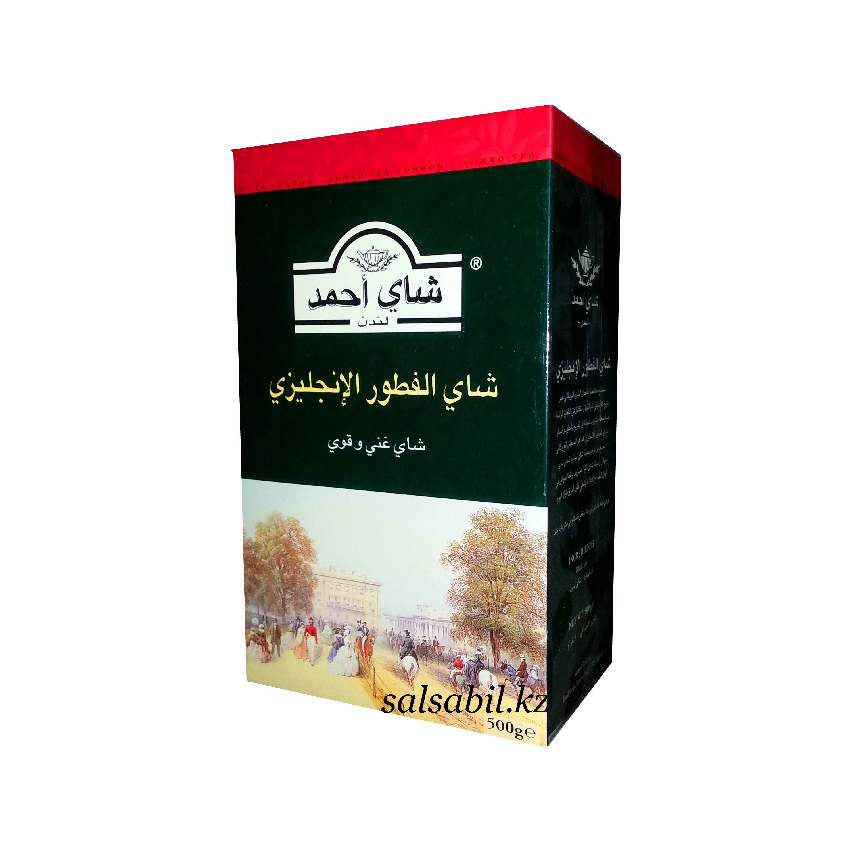 Чай Ахмад Ahmad