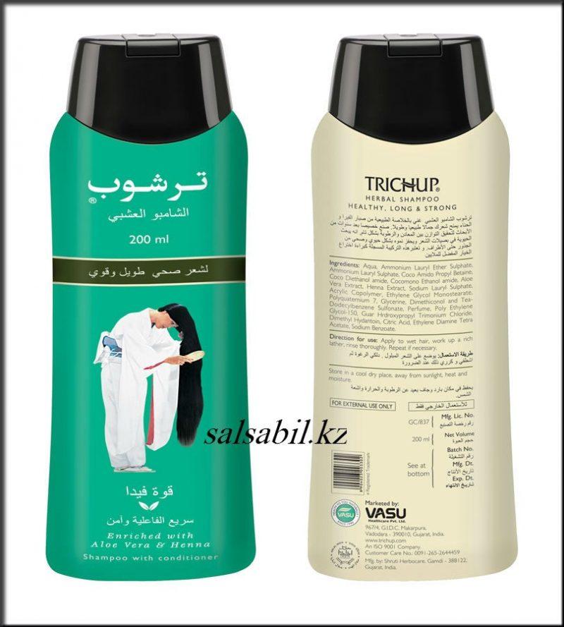 Trichup Shampoo 200 ml шампунь тричуп сальсабиль