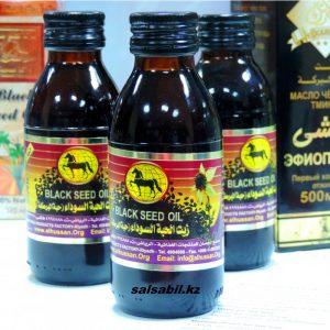 Масло черного тмина Черный конь фото