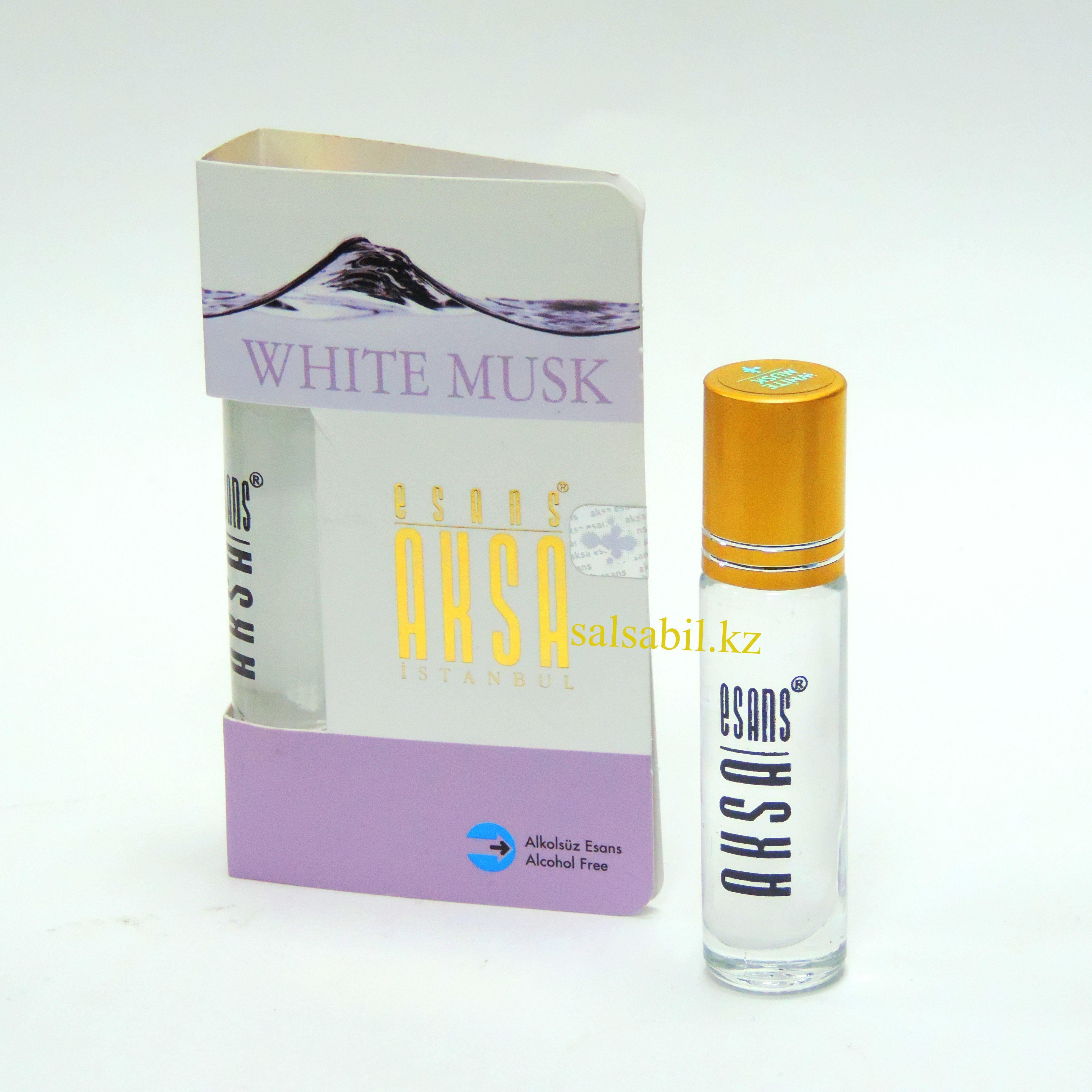 Aksa white musk