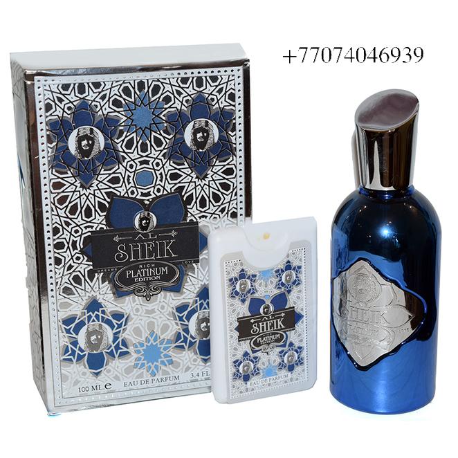 Al Sheik rich platinum edition 100 ml