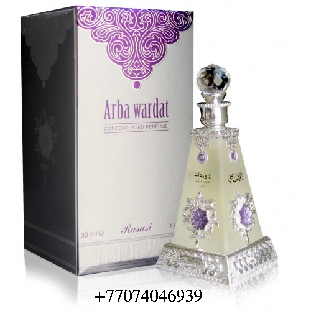 Arba Wardat Rasasi купить