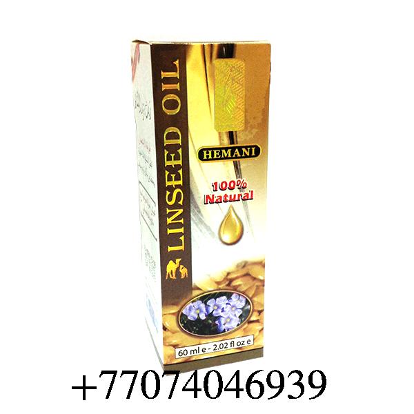 Linseed oil Hemani, flaxseed oil