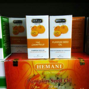 Масло тыквенных семечек Хемани Hemani 30 ml