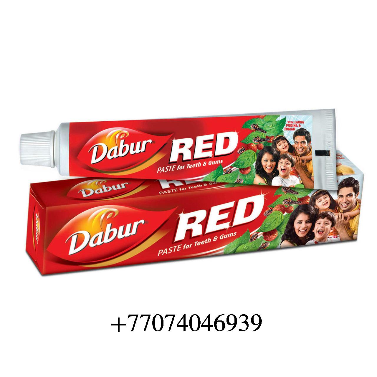 Зубная паста Ред Дабур(Dabur red toothpaste)