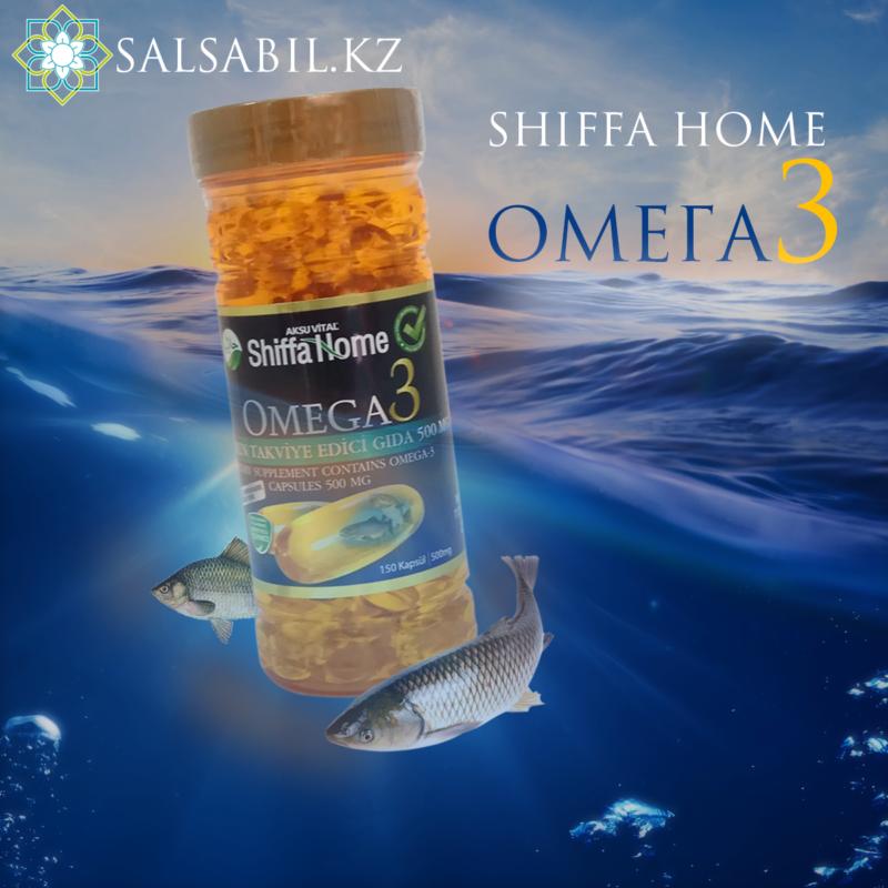 omega-3 shiffa home