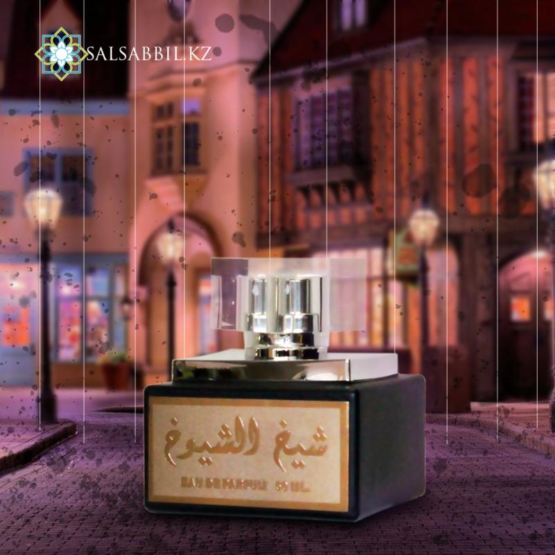 Sheikh Al Shuyukh Lattafa аромат для мужчин