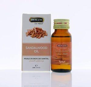 Масло Сандалового дерева Hemani
