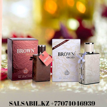 Brown orchid Fragranceworld