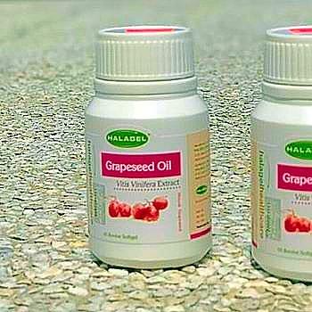 Масло виноградных косточек Halagel grapeseed oil это Малайзийский продукт соответсвующий отличному качеству и халал стандартам.