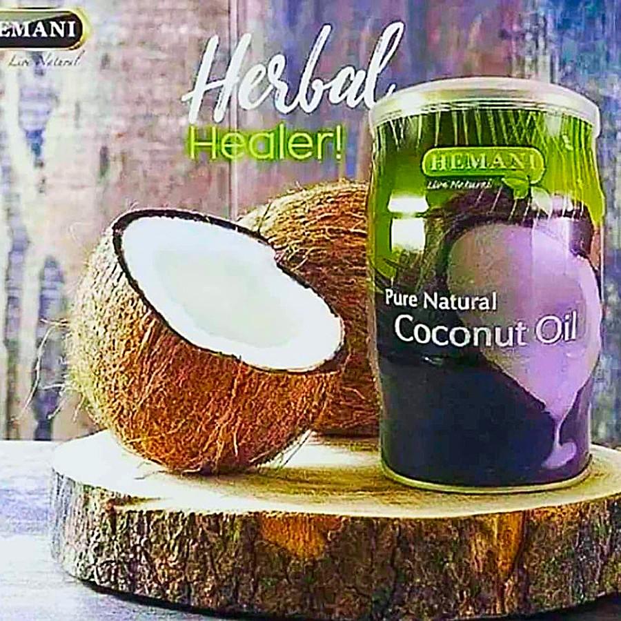 Кокосовое масло Hemani