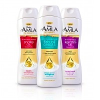 Dabur Amla Omega 3 шампунь