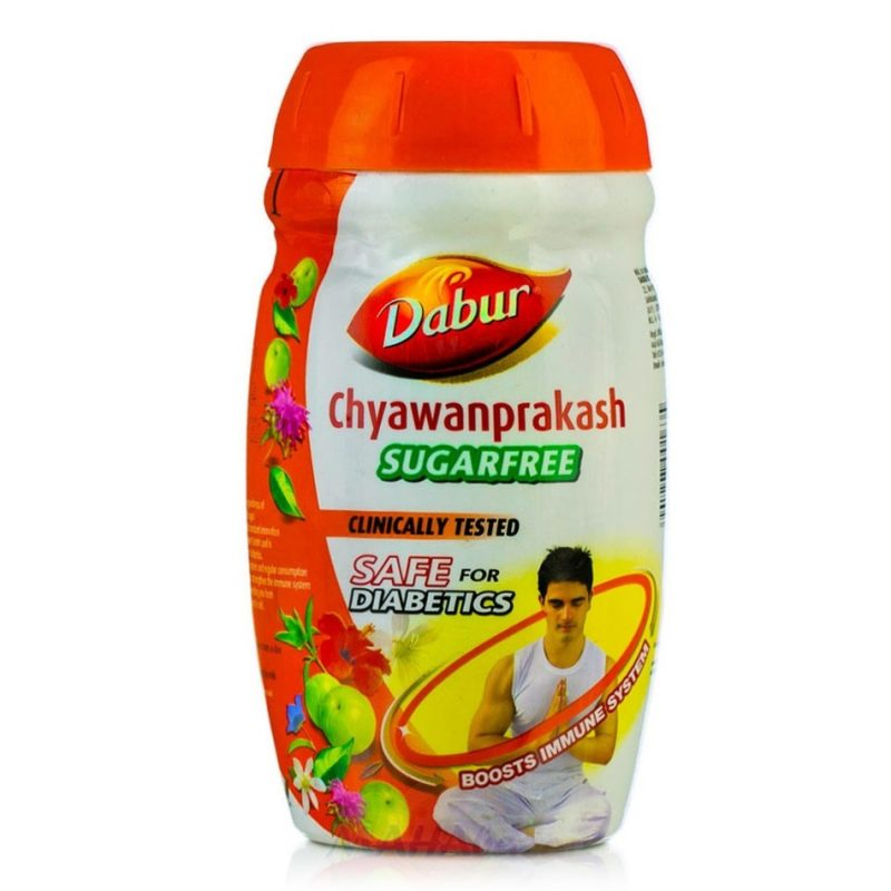 Dabur Chyawanprakash без сахара