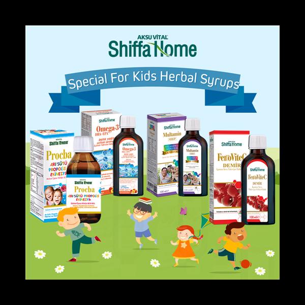 Сиропы для детей от Shiffa Home