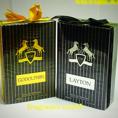 Godolphin 1743 Fragrance world