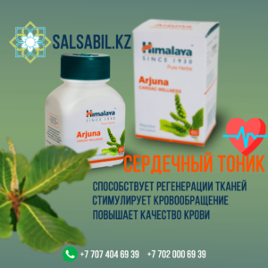 Arjuna Himalaya здоровое сердце