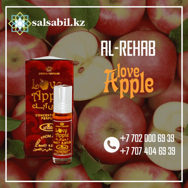 Love Apple Al-Rehab