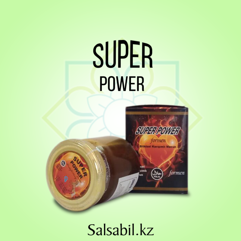 power super for men фото