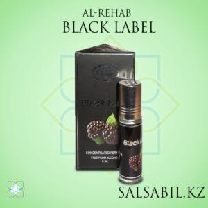 BLACK LAYBEL AL REHAB ФОТО
