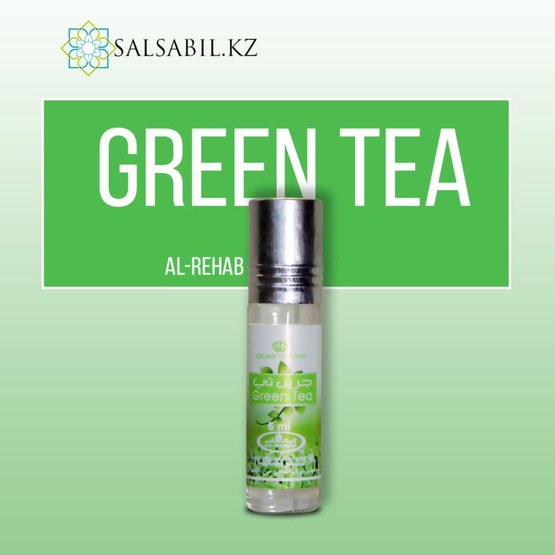 al rehab green tea фото