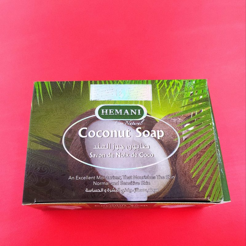 Мыло Hemani Coconut