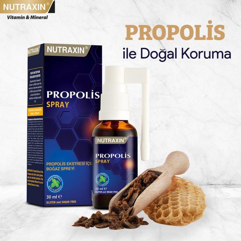 Propolis Nutraxin фото