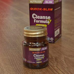 Nutraxin Очищающая формула Quick Slim